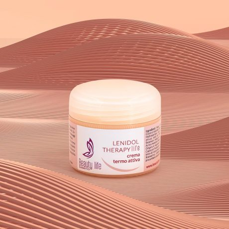 Lenidol crema termoattiva