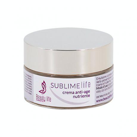 crema nutriente sublime life